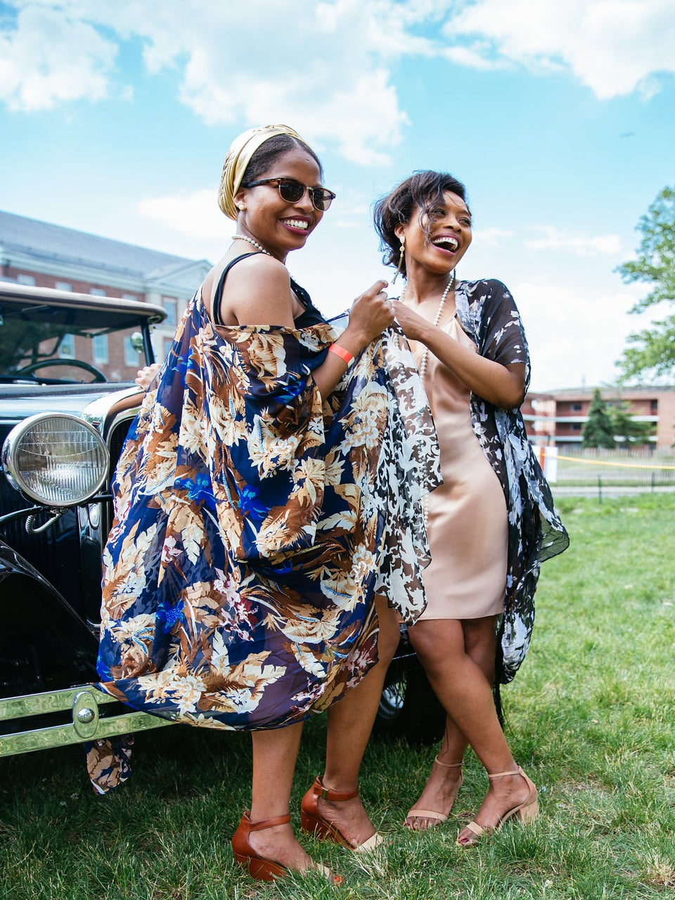 Go Back to the Roaring '20s With These Fabulous Looks From the 12th Annual Jazz Age Lawn Party