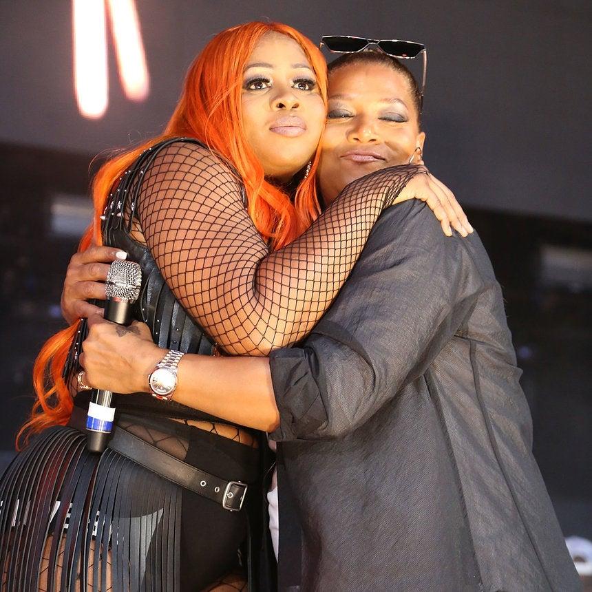 ESSENCE Fest Artist Remy Ma Brings Queen Latifah, Rah Digga, MC Lyte, Lil Kim & More To NYC's Hot 97 Summer Jam
