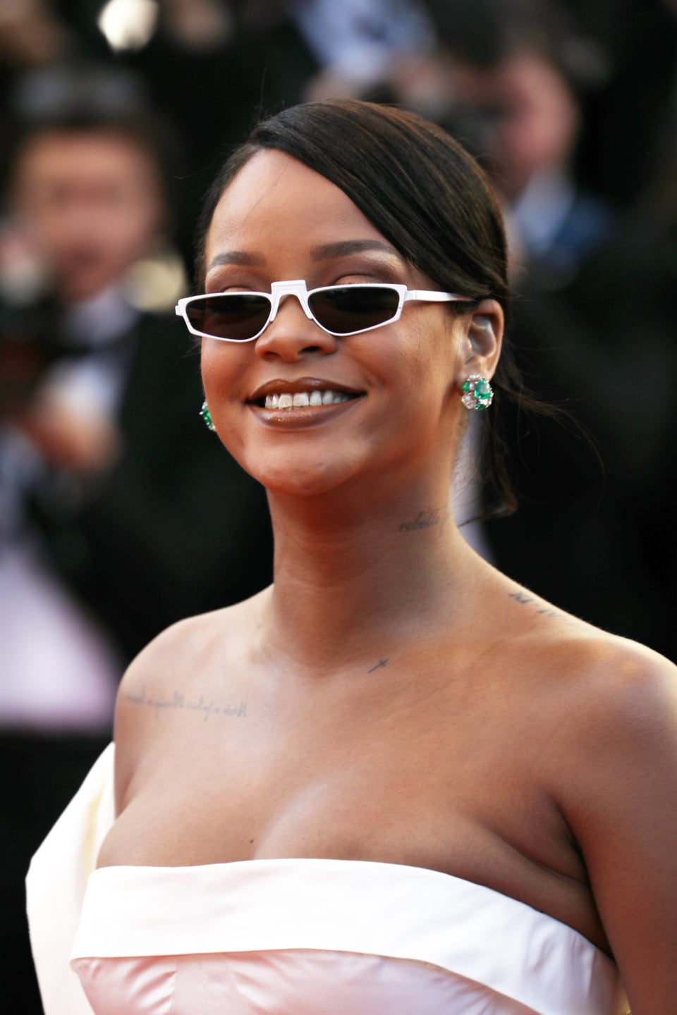 Rihanna Urges World Leaders To Fund Education In Series Of Tweets