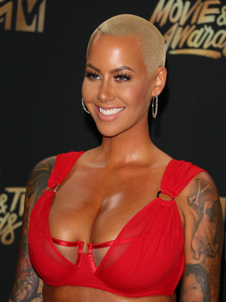Amber Rose Responds To 'Traditionally Attractive' Backlash But It Was Too Late