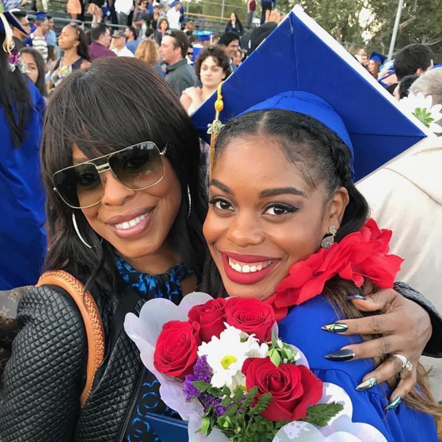 Niecy Nash Posts Sweet Message To Her Daughter After Her High School Graduation