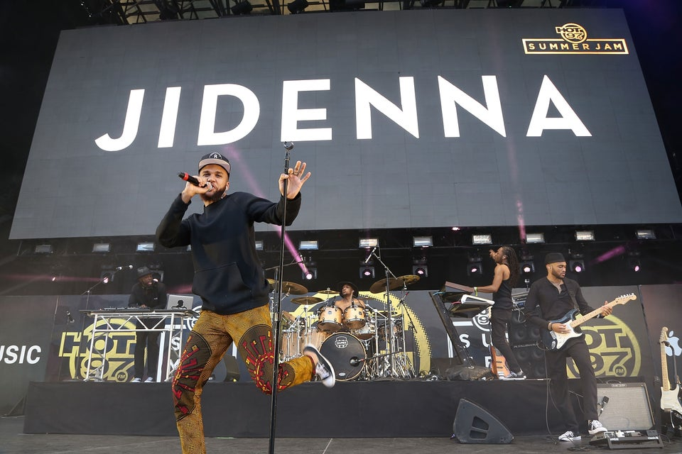 Jidenna Made Us Look Twice With This Sexy Photo