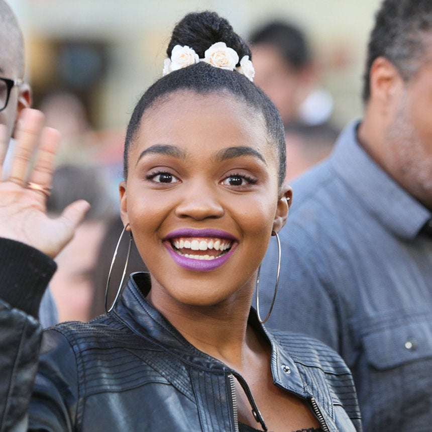 China McClain Embraces Her Natural Hair in an Inspiring Instagram Post