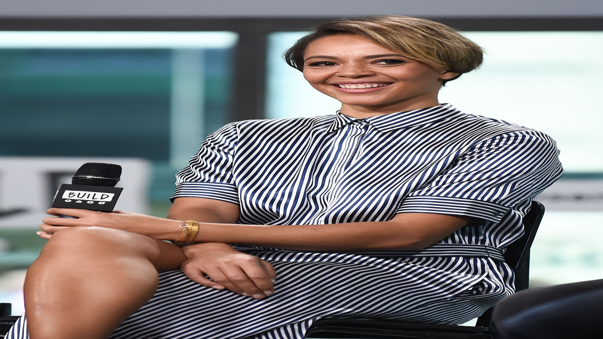 Carmen Ejogo Talks About The Horror In 'It Comes At Night'
