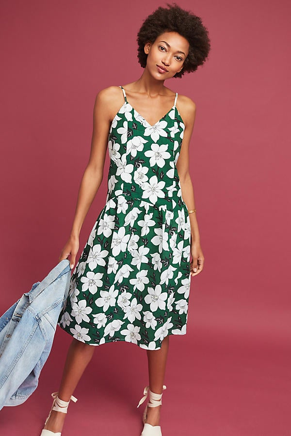 10 Chic Cotton Dresses to Keep You Fly and Dry This Summer