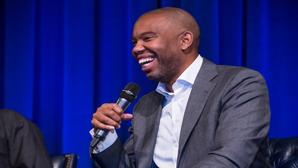Ta-Nehisi Coates Unveils Cover For Obama-Era Book 'We Were Eight Years In Power'