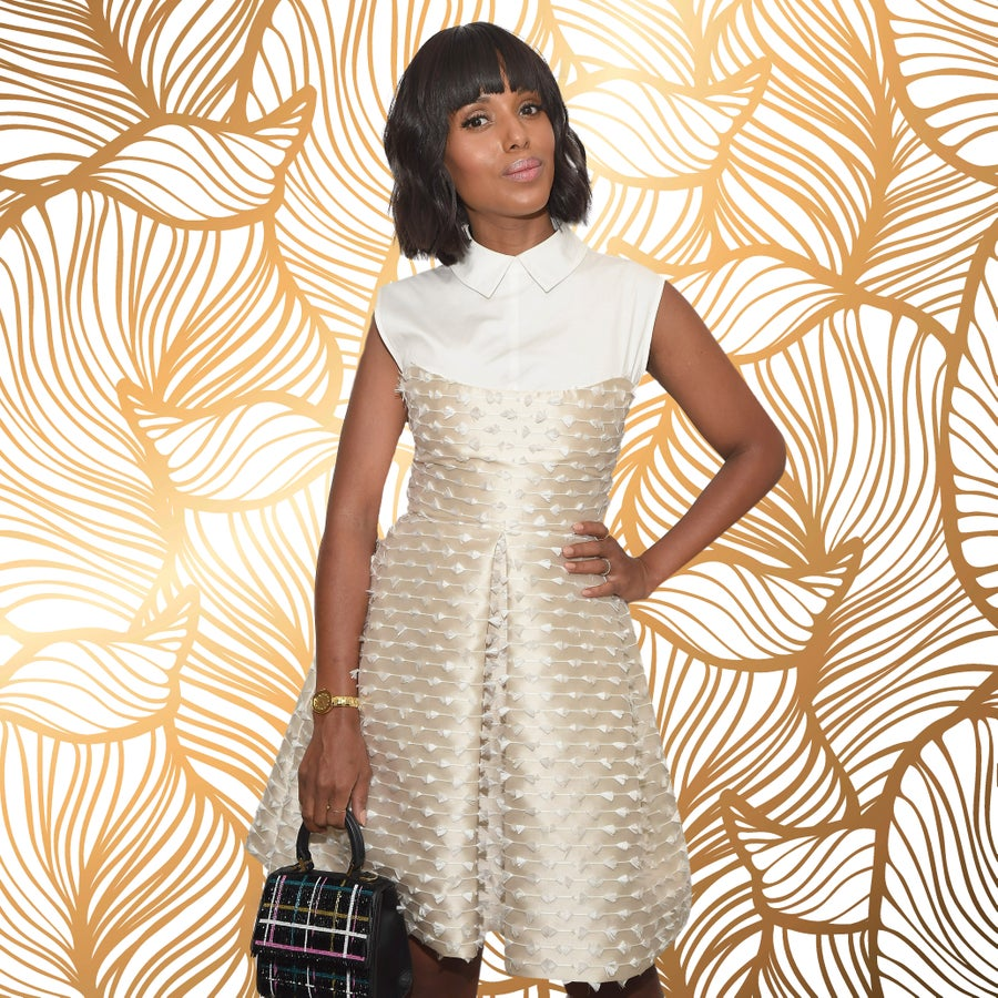Kerry Washington Was Fully Prepared to Slay The Summer and We're Here For It