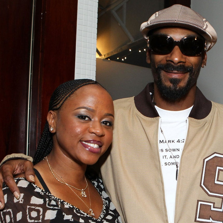 Snoop Dogg And Wife Shante Celebrate 21 Years Of Marriage