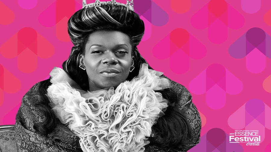 Big Freedia Dishes the Ultimate Self-Love Advice at 2017 ESSENCE Fest