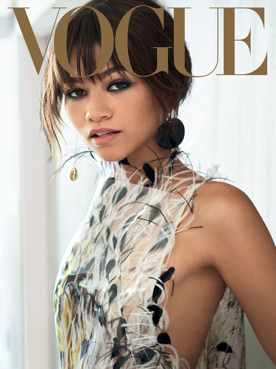 Zendaya is Vogue Magazine's Newest Cover Girl