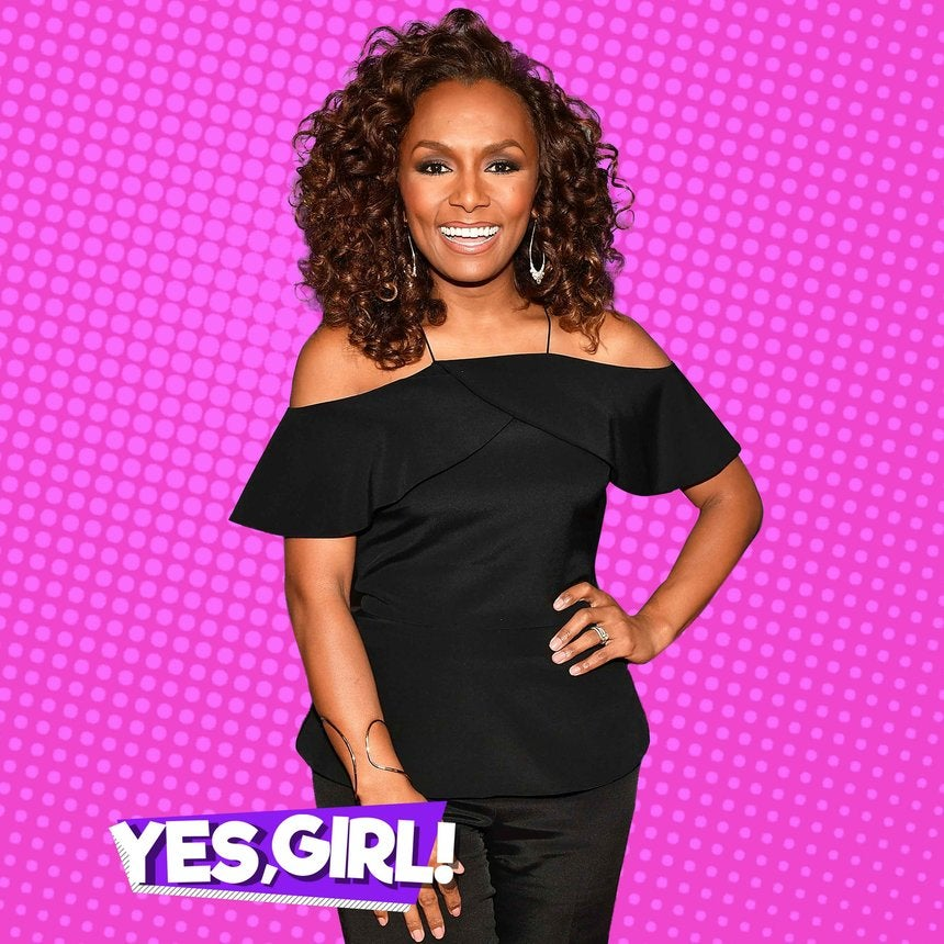 Janet Mock Says Her Black Girl Sister Circle Was Vital To Getting Through Her Twenties