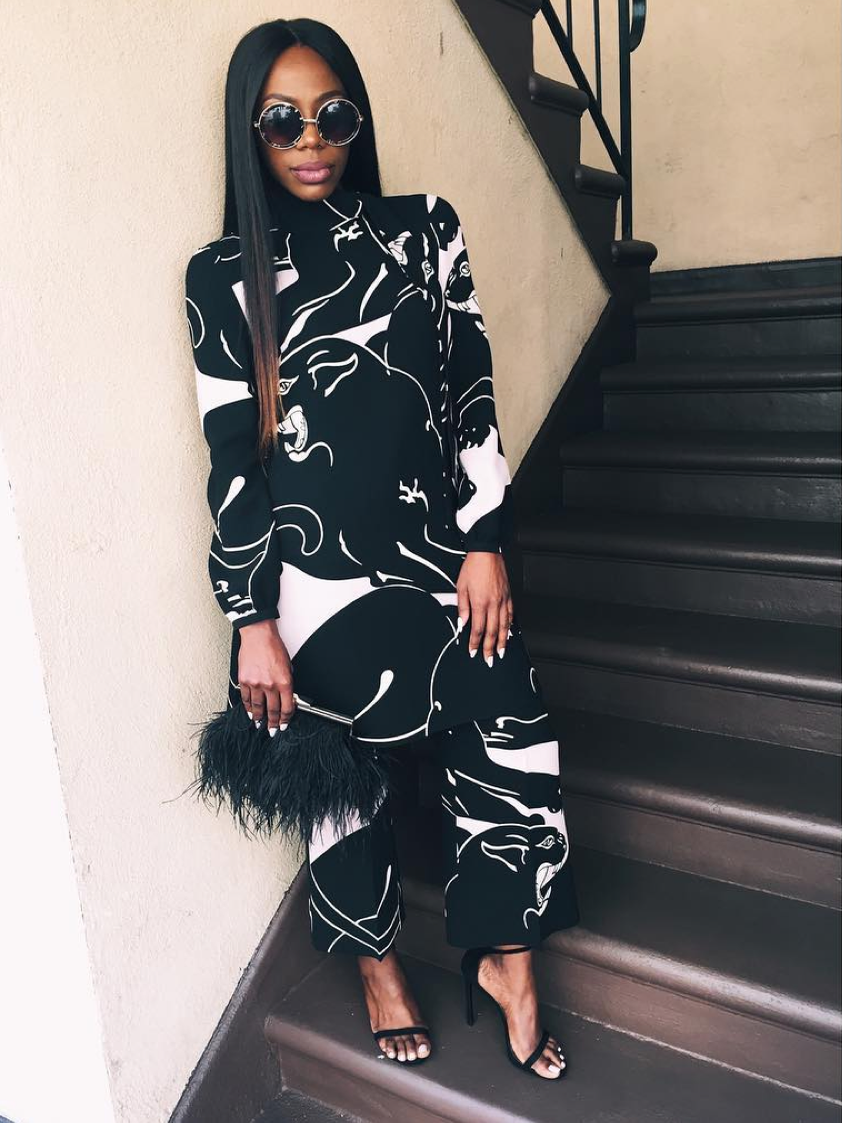 What I Screenshot This Week: Yvonne Orji Serves in Valentino and Inspires the 'Out on the Town' Look of the Season