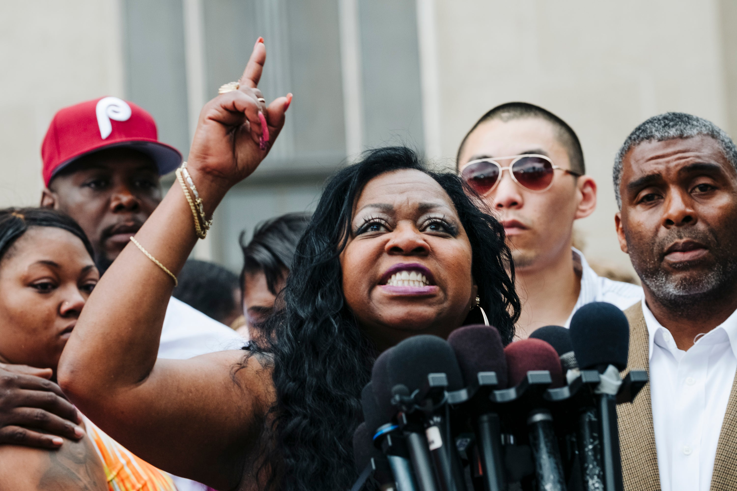 Philando Castile's Mother: 'This City Killed My Son And The Murderer Got Away'