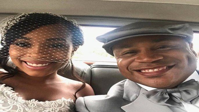 LL Cool J Gives His Daughter Away In Star-Studded Vineyard Wedding