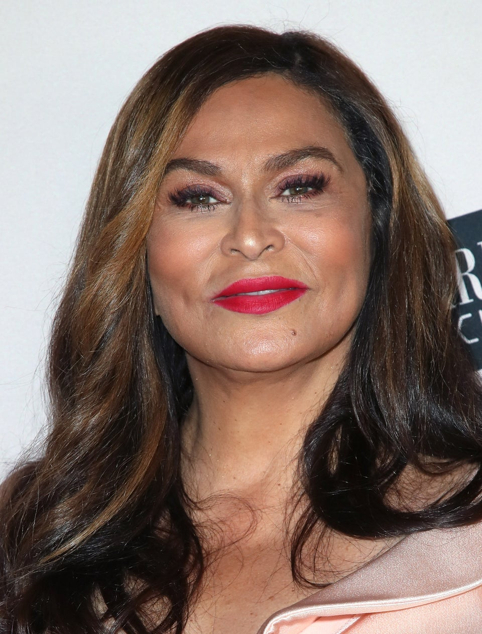 Glowing Grandma! Beyonce's Mom Tina Is 'Having a Ball' in N.Y.C. After Twins' Birth