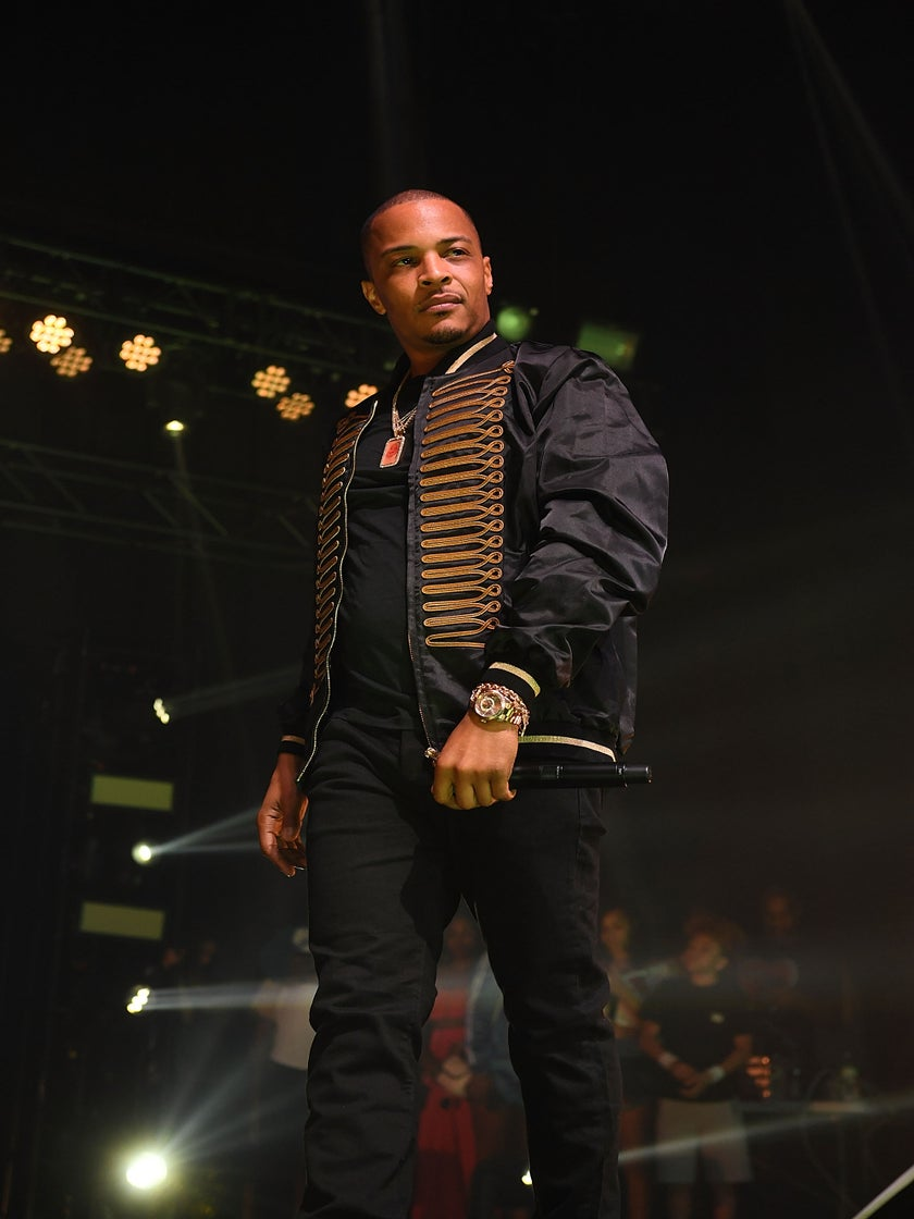 TI Responds to Rob Kardashian's Claim He Had a Threesome with Blac Chyna: 'Don't Tell Women's Business'