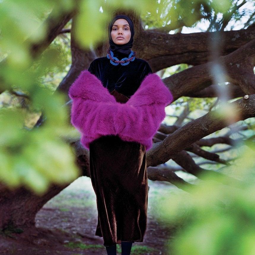 Hijab-Wearing Model Halima Aden Just Landed Her First Vogue Editorial