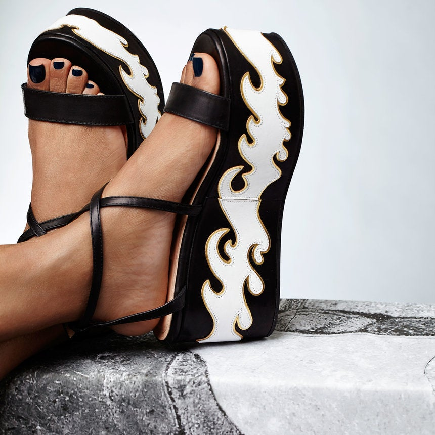 10 Flat-Out Fabulous Flatforms For Summer
