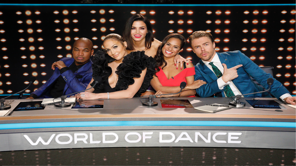 'World Of Dance' Is Getting Misty Copeland As A Guest Judge