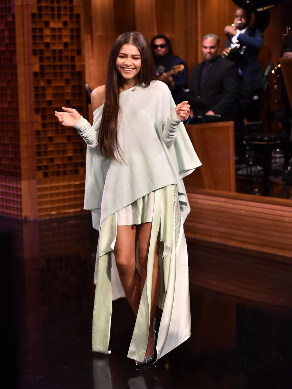 Zendaya's 'Spiderman: Homecoming' Press Tour Wardrobe is Just Way Too Good