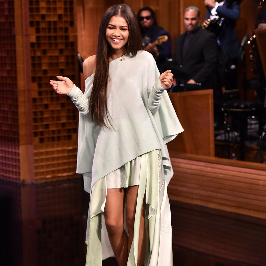 'Versace On The Floor': Zendaya Slays In Bruno Mars' Latest Video