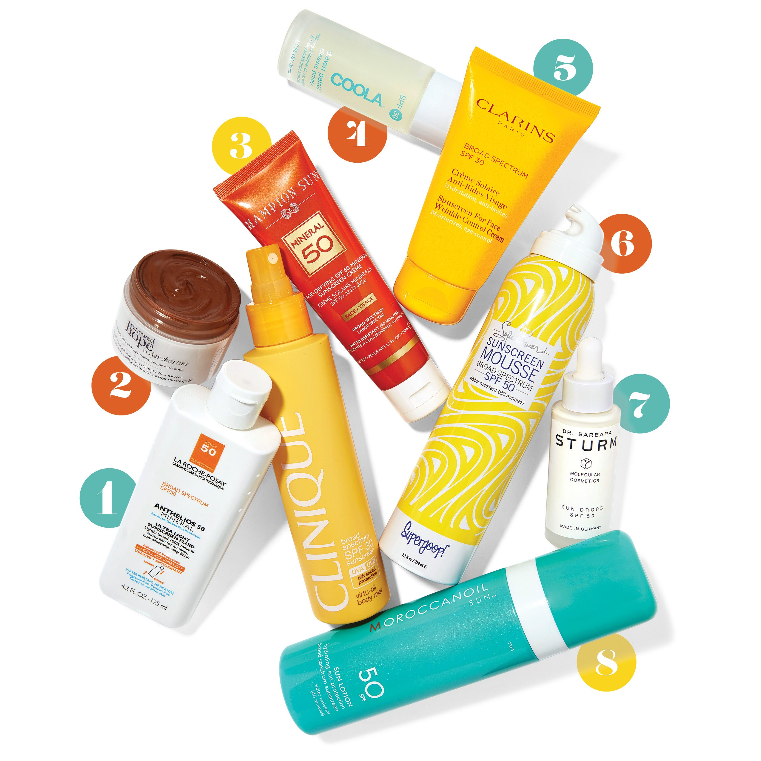 best sunscreen products for brown skin