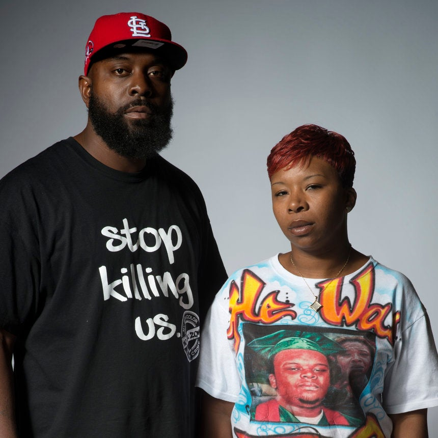 Three Years After Their Son's Death, Michael Brown's Parents Reach A Settlement