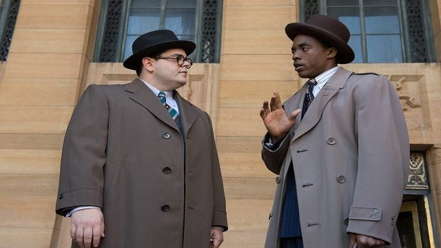 Chadwick Boseman Fights For Justice In 'Marshall' Trailer