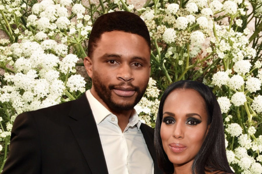 5 Things To Know About Kerry Washington And Husband Nnamdi ...