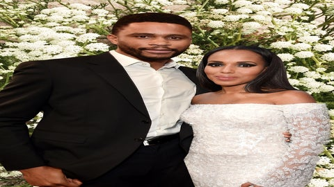Kerry Washington Supports Hubby Nnamdi Asomugha At 'Crown Heights' Screening