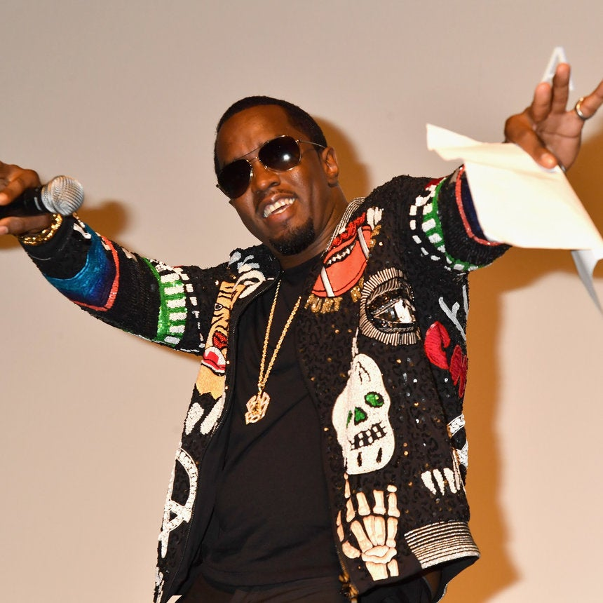 Stars Came Out To Celebrate The Premiere Of Diddy's 'Can't Stop Won't Stop'