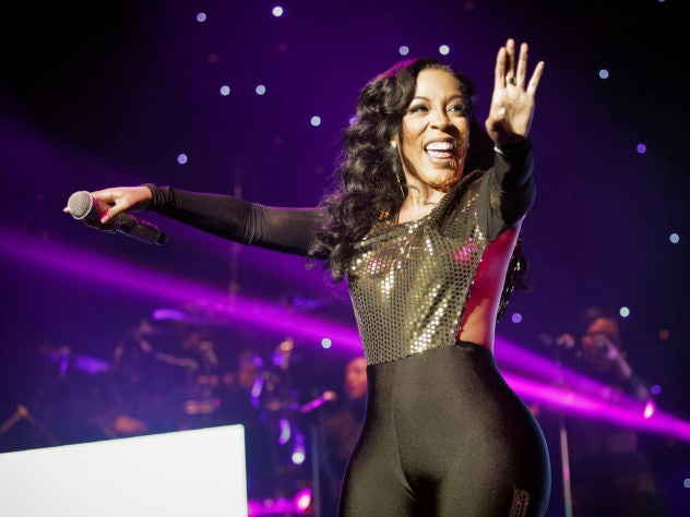 K. Michelle Is The Latest Celeb To Shave Her Head