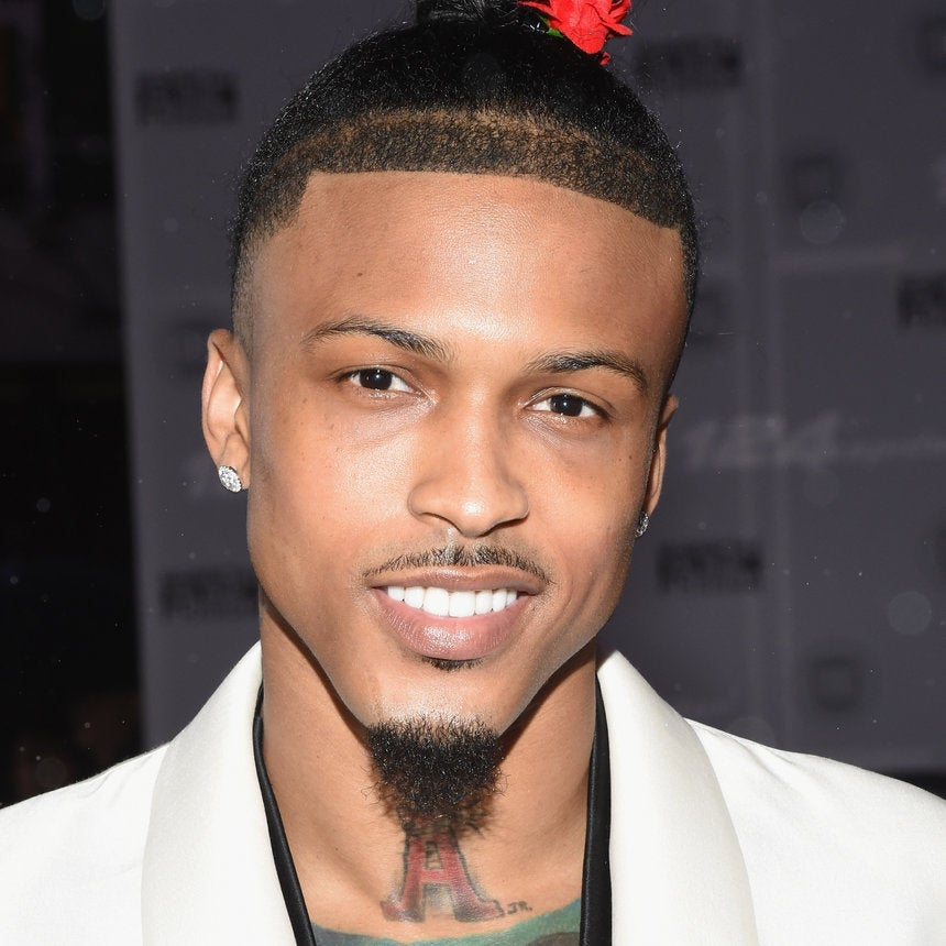 August Alsina 'Devastated' After Sister Dies On Christmas