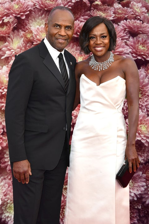 Viola Davis Sends Sweet Anniversary Message To Husband Julius Tennon