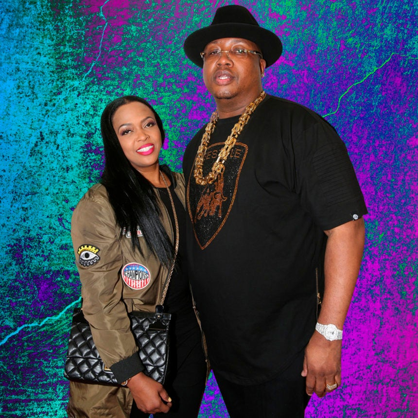 Rer E 40 And His Wife Celebrate 26 Years Of Marriage With A Little Throwback Love