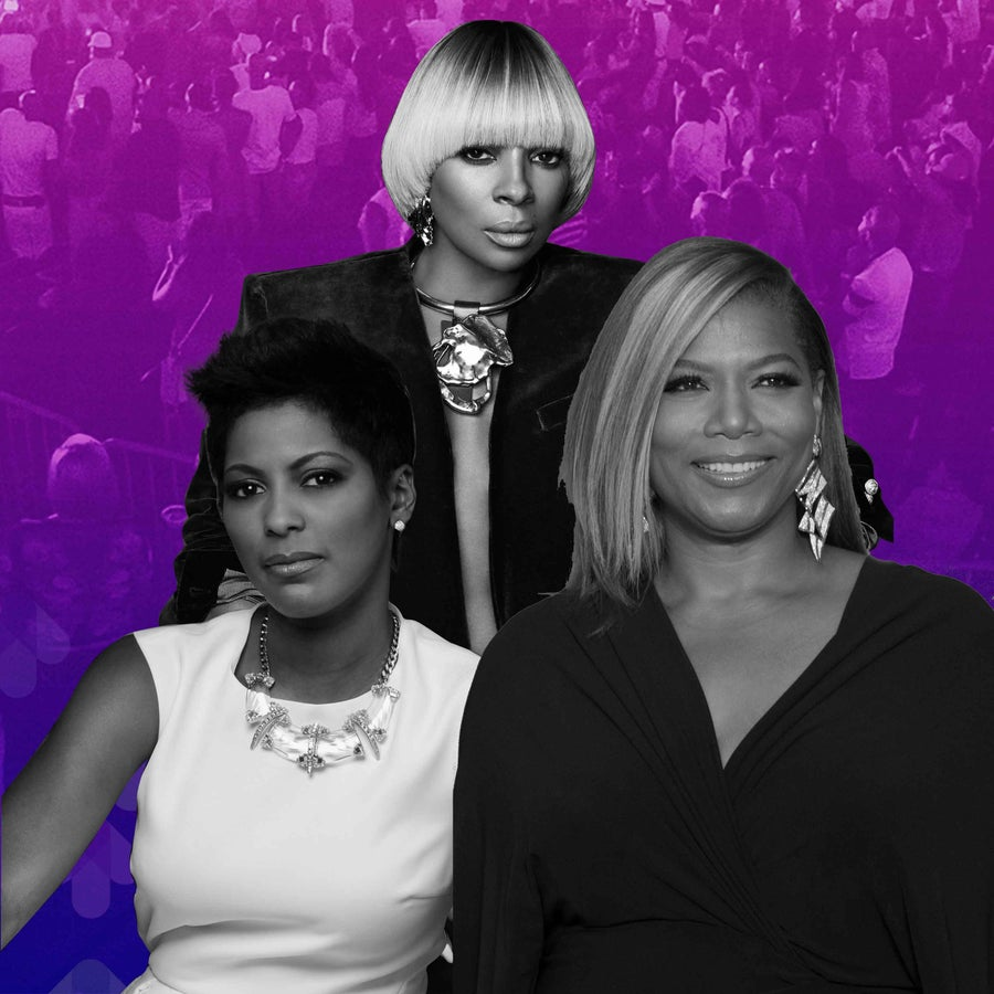 ICYMI: Revisit The Epic ESSENCE Fest Panel With Mary J. Blige, Queen Latifah, Tamron Hall, And More