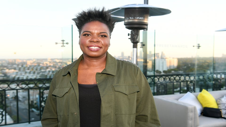 Fans Support Leslie Jones After She Posts A Heartbreaking Message About Dying Alone