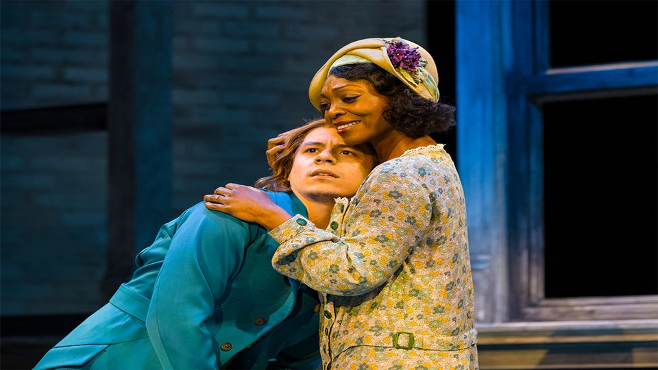 Toni Morrison's 'Jazz' Makes Dazzling Stage Debut