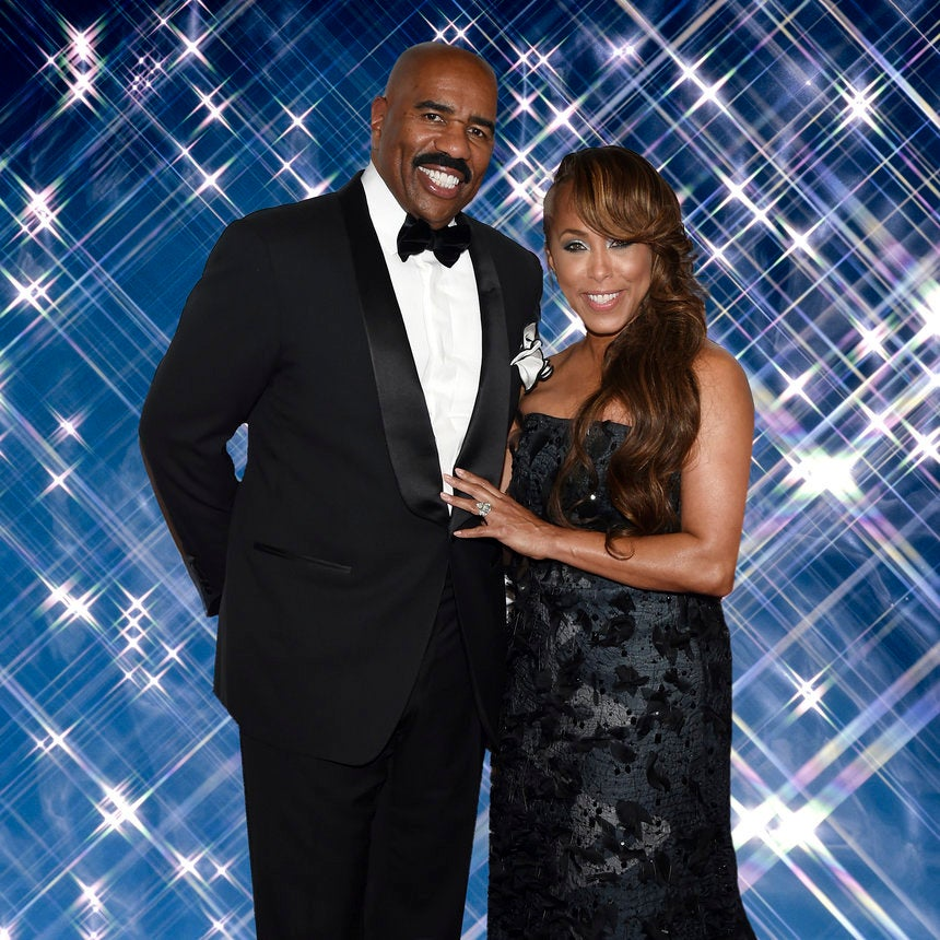 33 Times Steve and Marjorie Harvey's Love Was Picture Perfect
