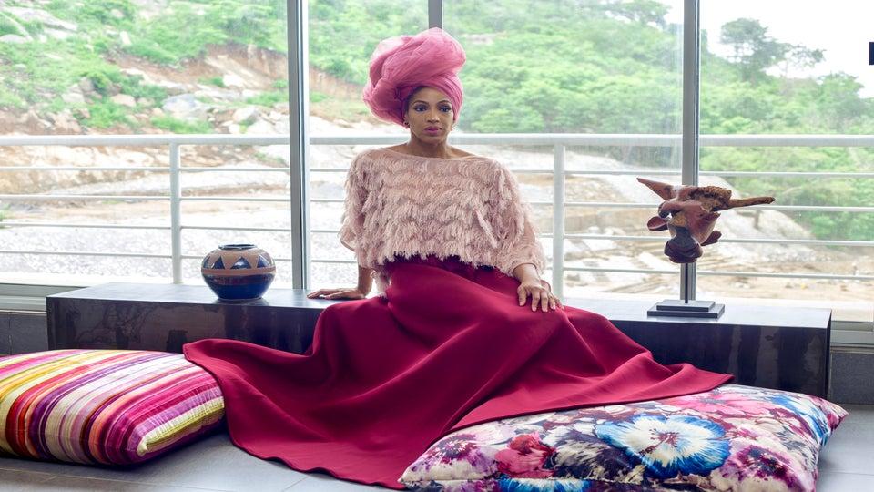 When Fashion Takes A Sacred Seat: Celebrating Eid-al-Fitr In Northern Nigeria