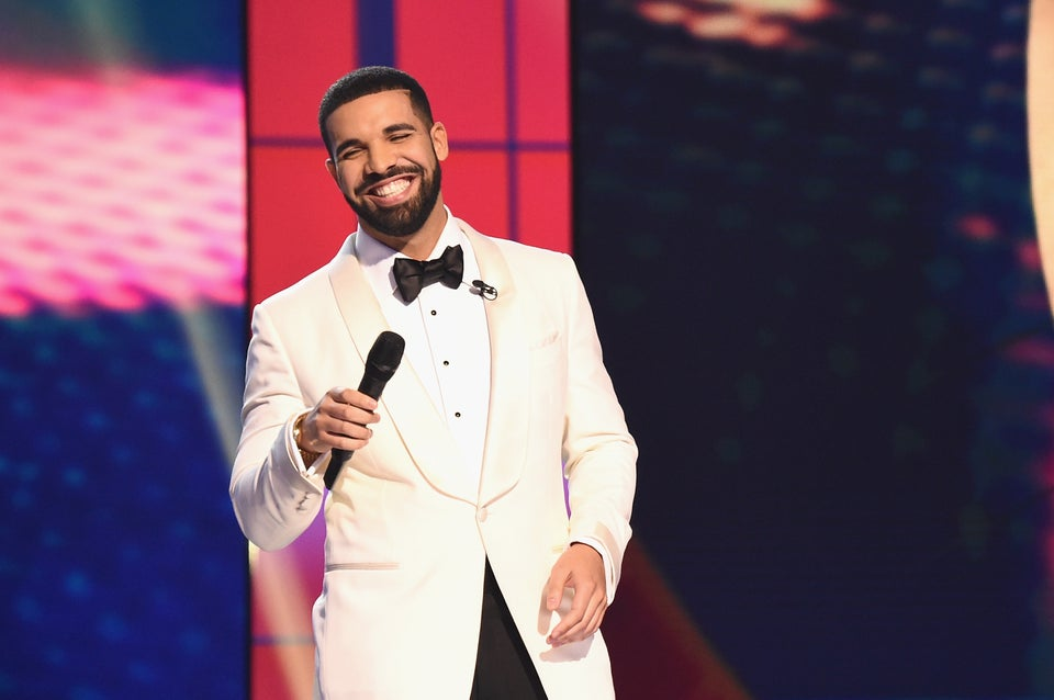 Drake Brought His A-Game To The NBA Awards And Was Actually Pretty Funny