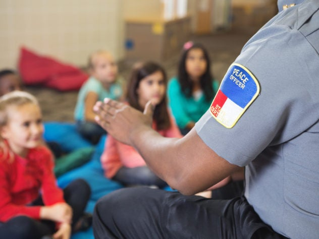 This New Jersey Bill Requires Schools Teach Students How To Interact With Police, But What About The Officers?