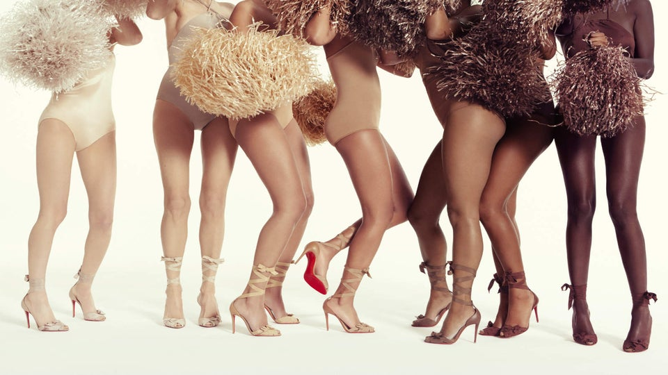 Christian Louboutin Expands Game-Changing Nude Shoe Collection