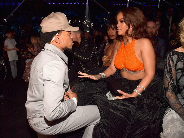 Rihanna, Chance The Rapper Named Amongst Most Influential People On Internet