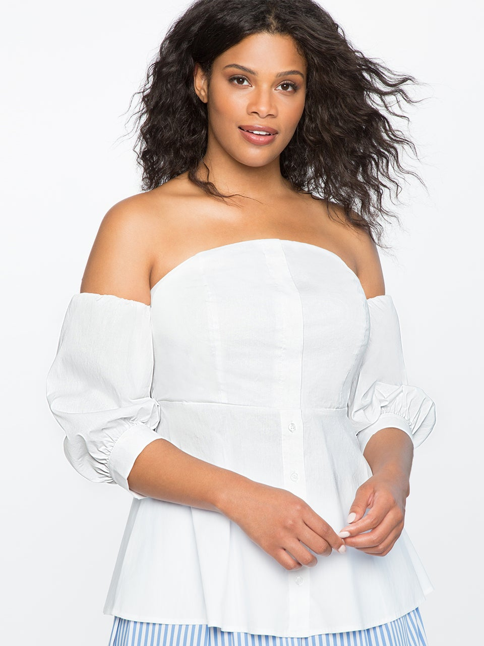 10 Easy, Breezy Summer Tops Under $50 for Curvy Ladies