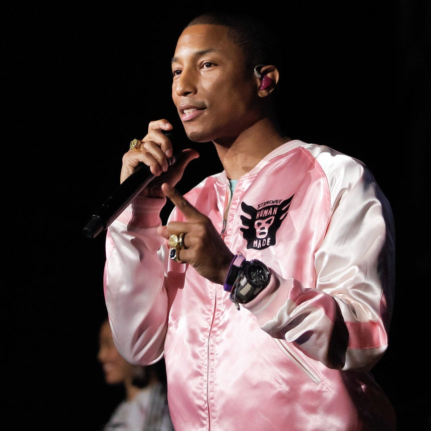Pharrell On The Strength Of Black Women: 'They're Everything'