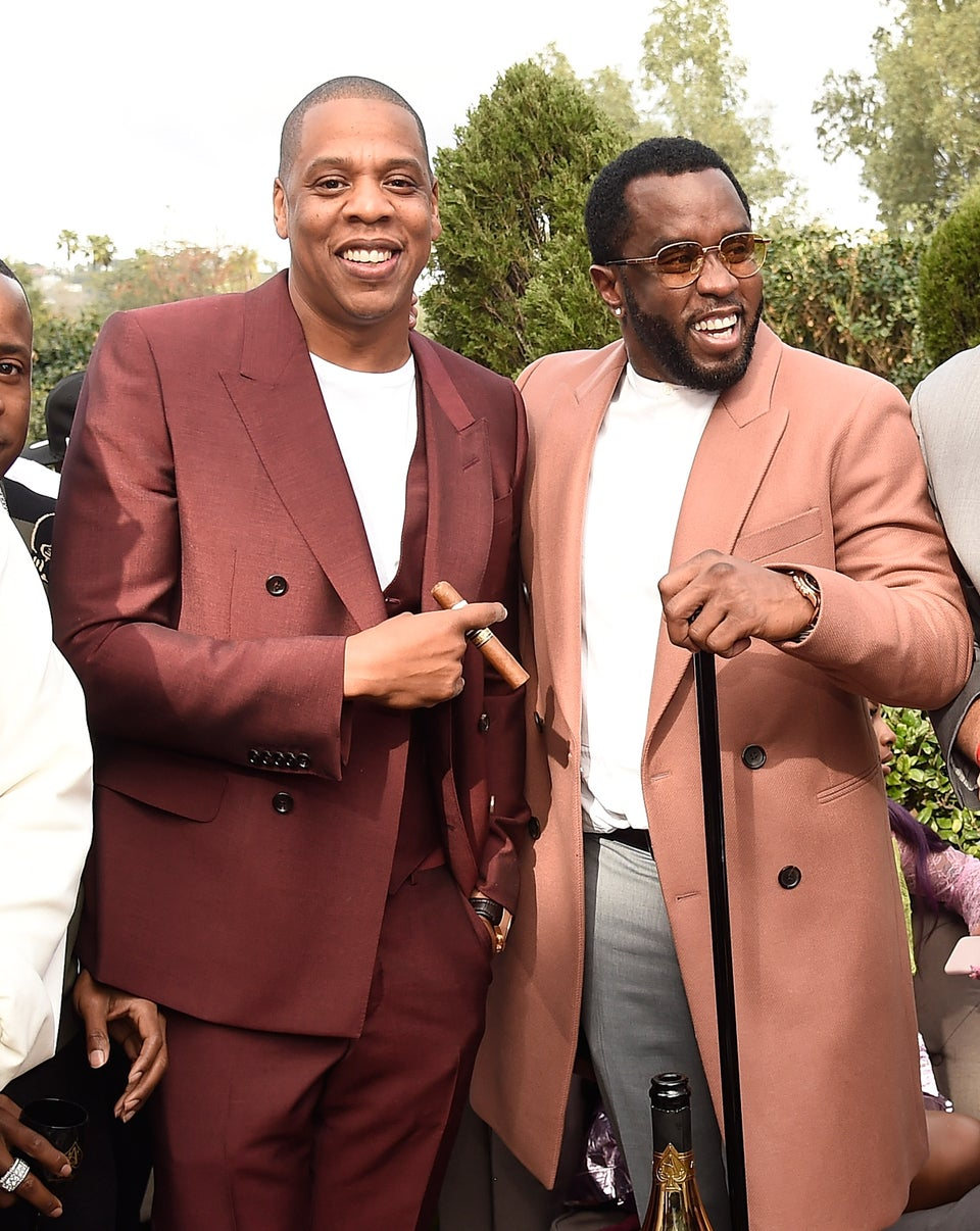 Diddy Shares The Parenting Advice He Gave Jay Z About Raising Twins