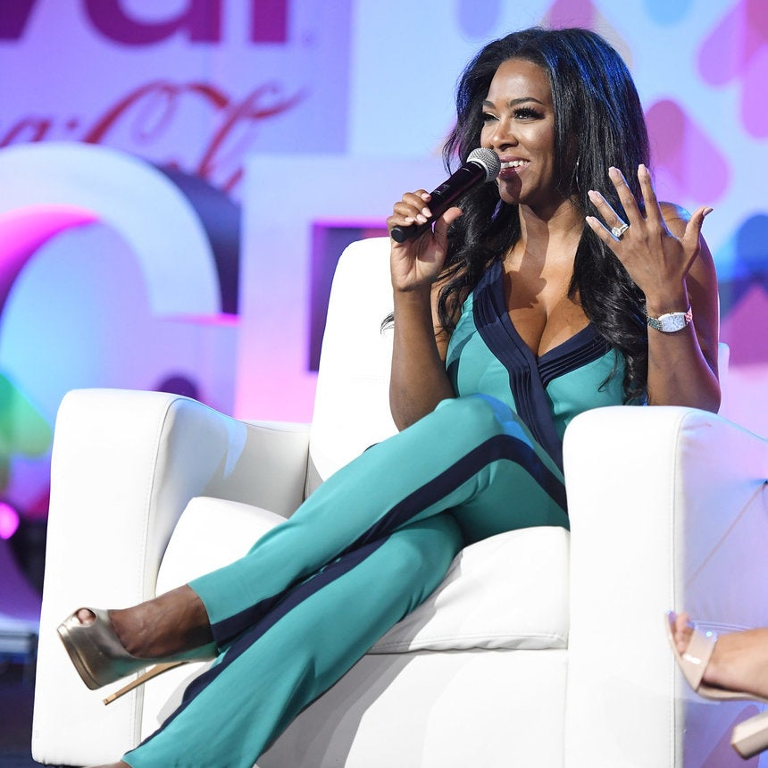 Kenya Moore Didn't Think Marriage Would Find Her, But God Had Other Plans