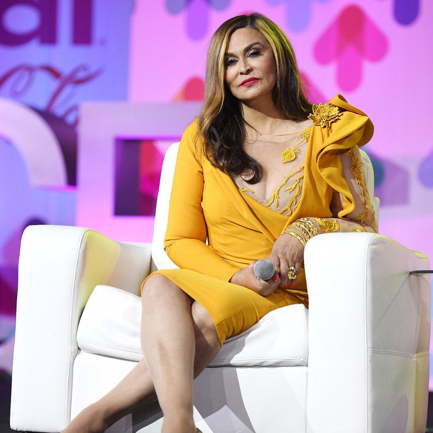 Tina Knowles-Lawson Had An Unlikely Inspiration For Destiny Child's Camouflage Costumes