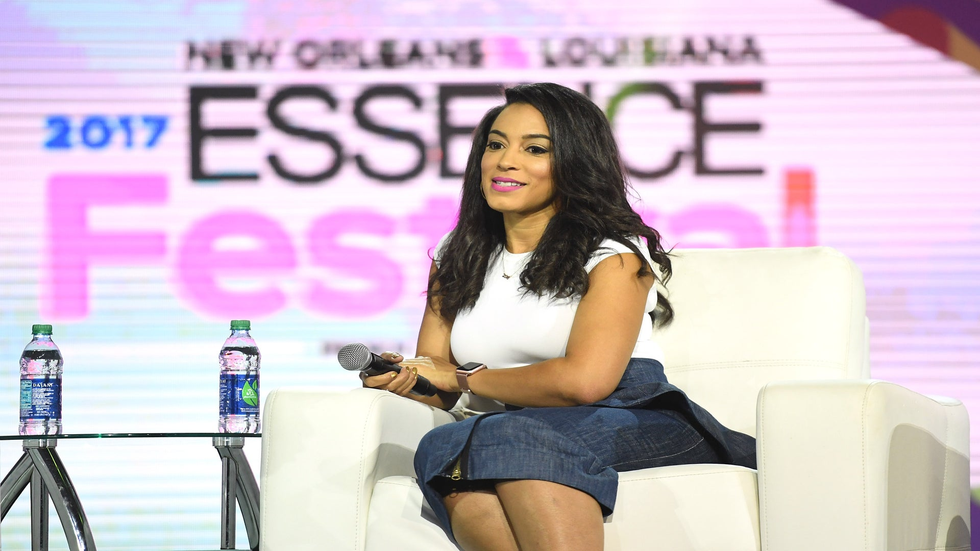 Angela Rye Calls Out Omarosa: 'All Skinfolk Ain't Your Kinfolk'